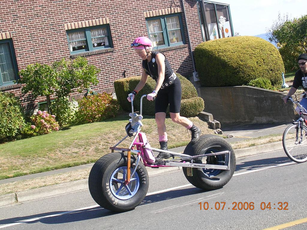 Самокат среды №38. Hoosier Whymcycle