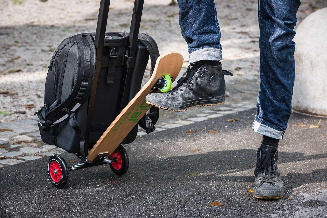 Самокат среды №45. Olaf scooter