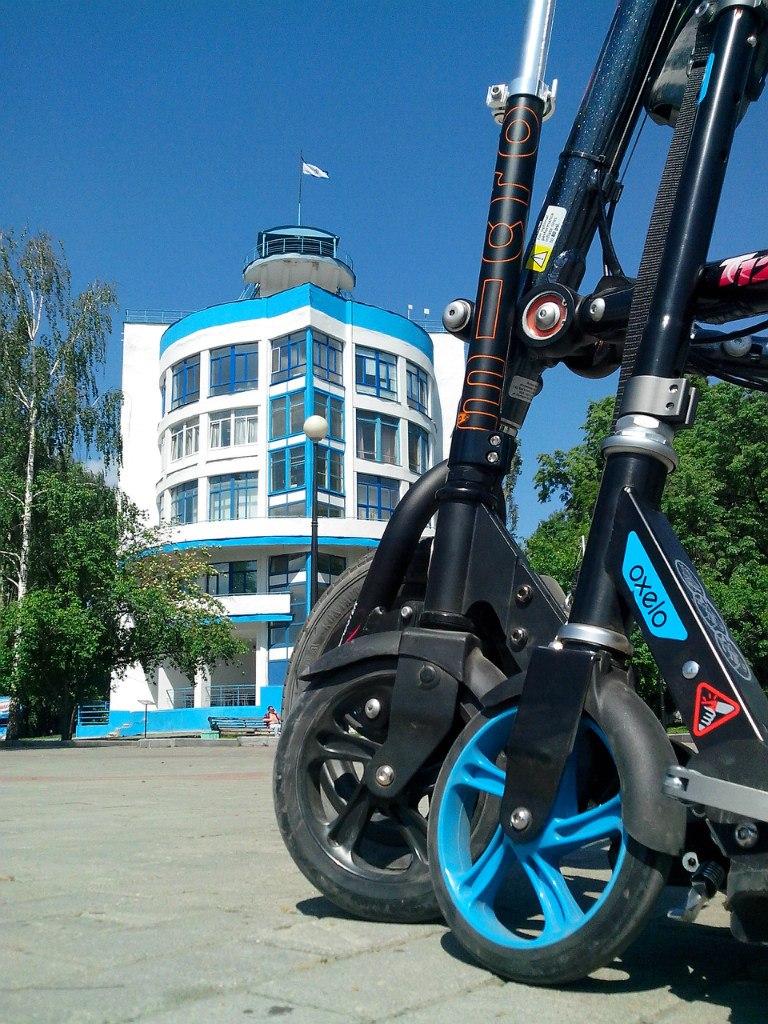 Let's kick Екатеринбург