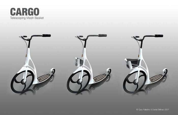 Самокат среды №50. Kingfisher Urban Footbike