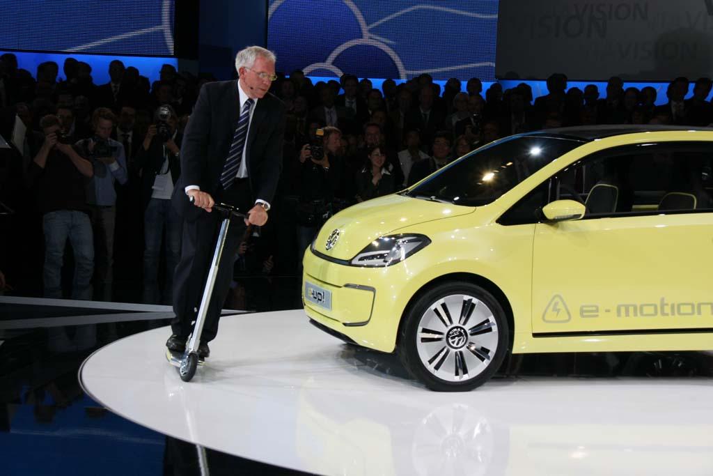 Самокат среды №55. Электросамокат Volkswagen