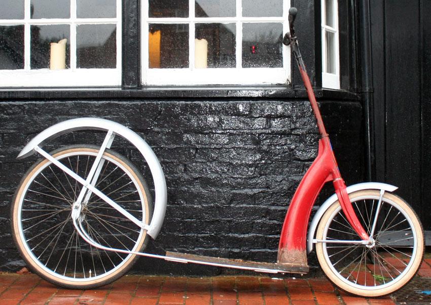 Самокат среды №69. Ingo-Bike