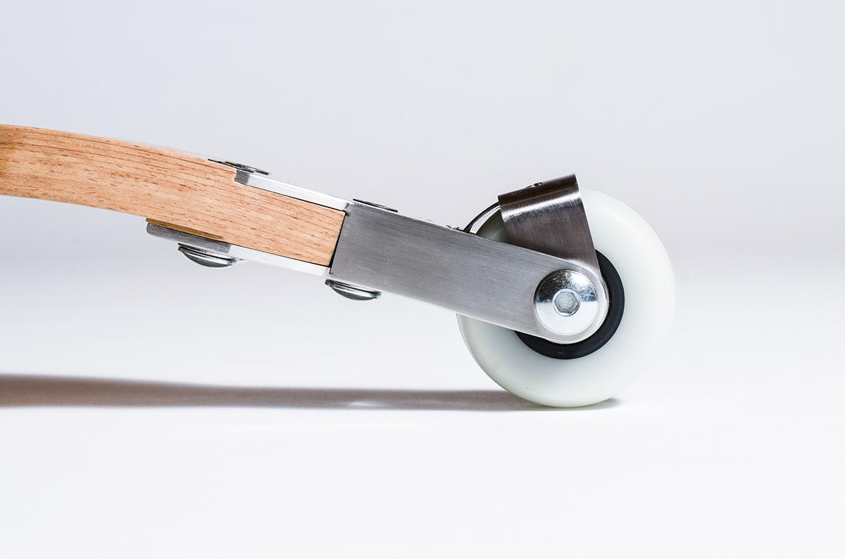 Самокат среды №71. W scooter