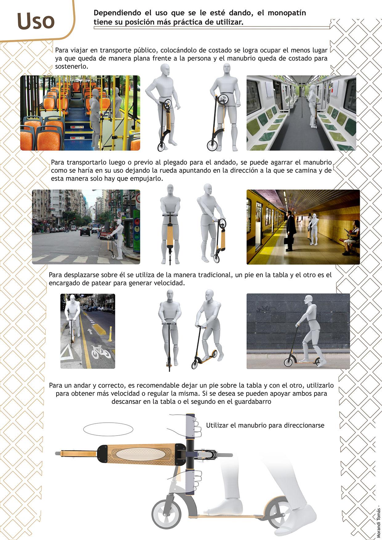 Самокат среды №78. Прототип из Аргентины