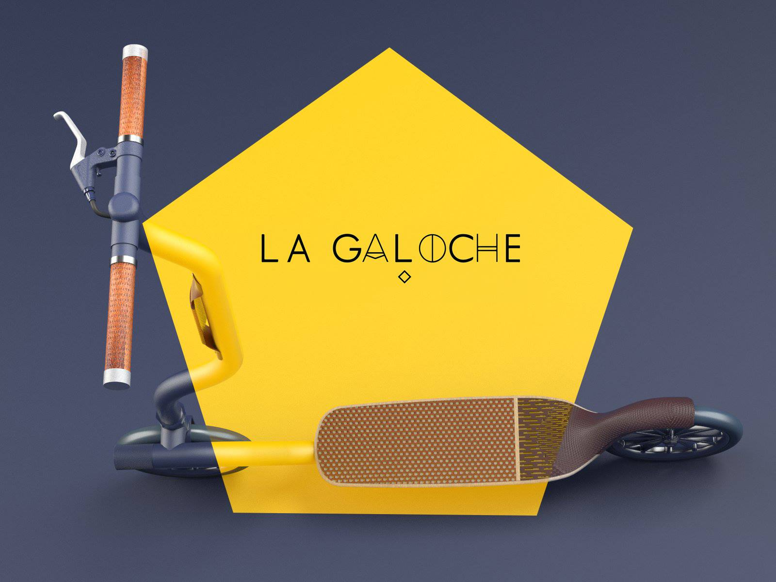 Самокат среды №81. La Galoche