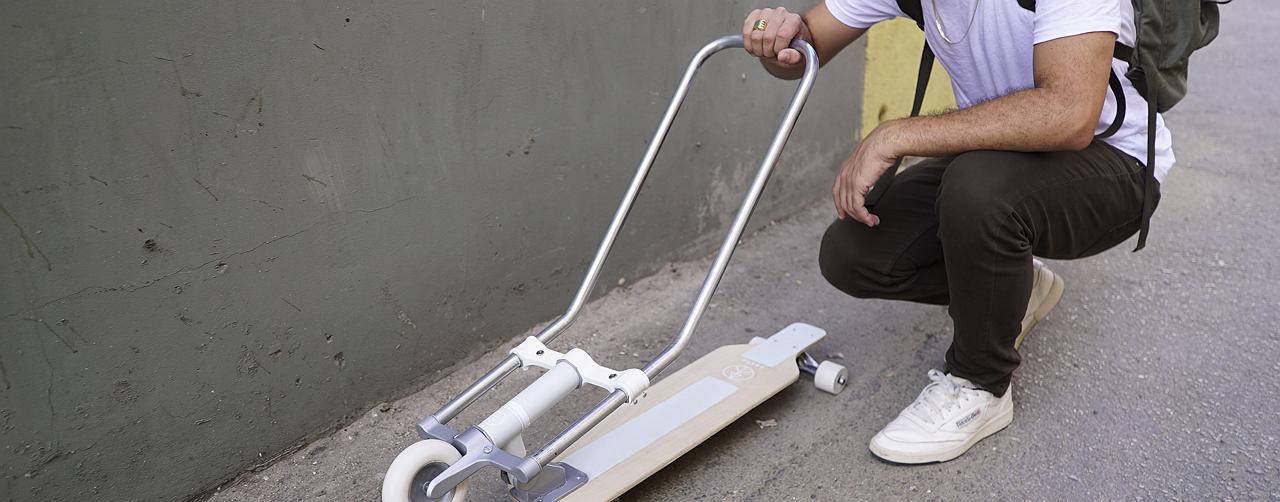 Самокат среды №88. Scootboard