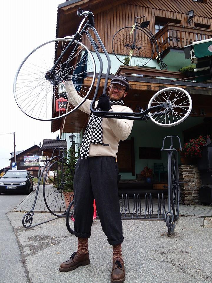 Самокат среды №89. Yedoo High Wheel