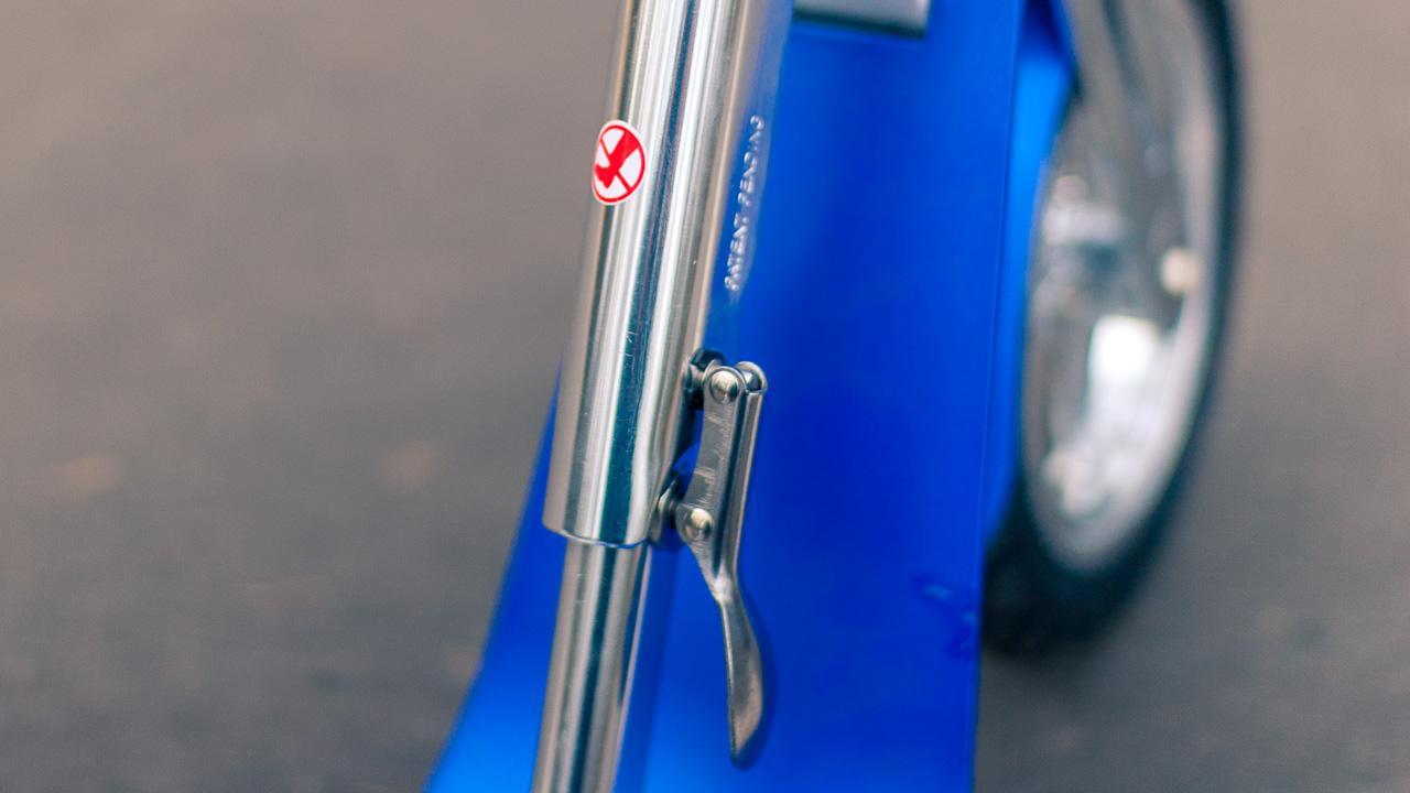 Самокат Hudora Big Wheel Air 205 Dual Brake