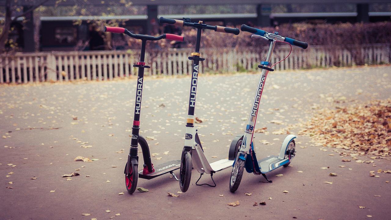 Самокаты Hudora Big Wheel