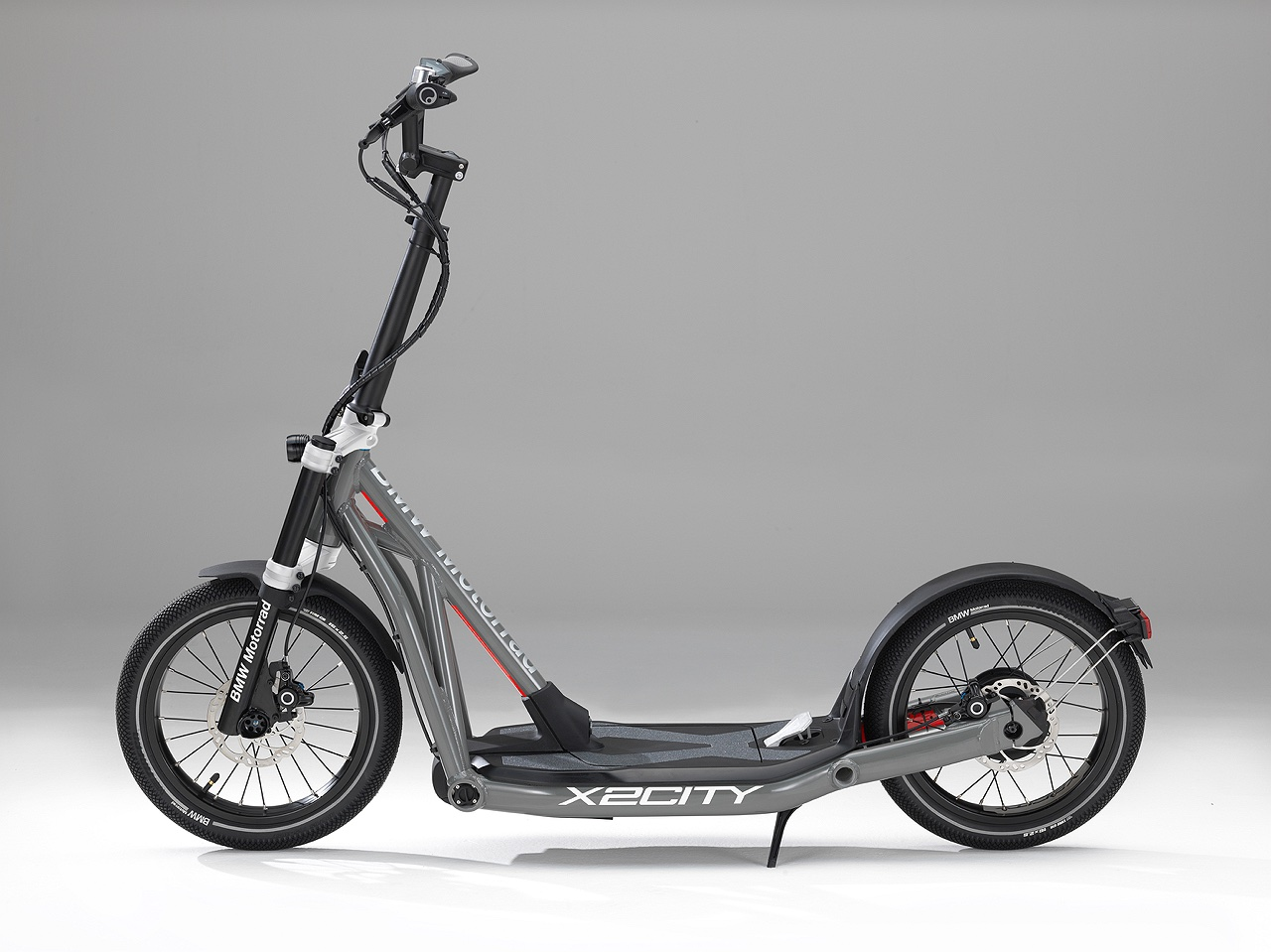 Самокат среды №106. BMW Motorrad X2City