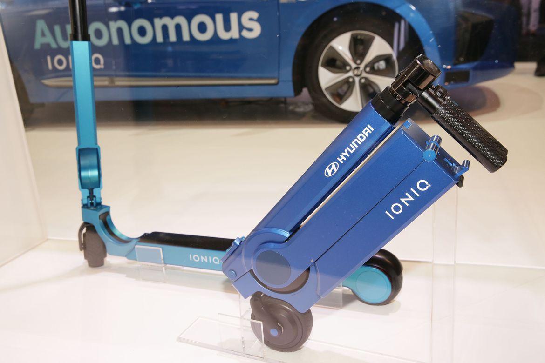 Самокат среды №107. Hyundai IONIQ