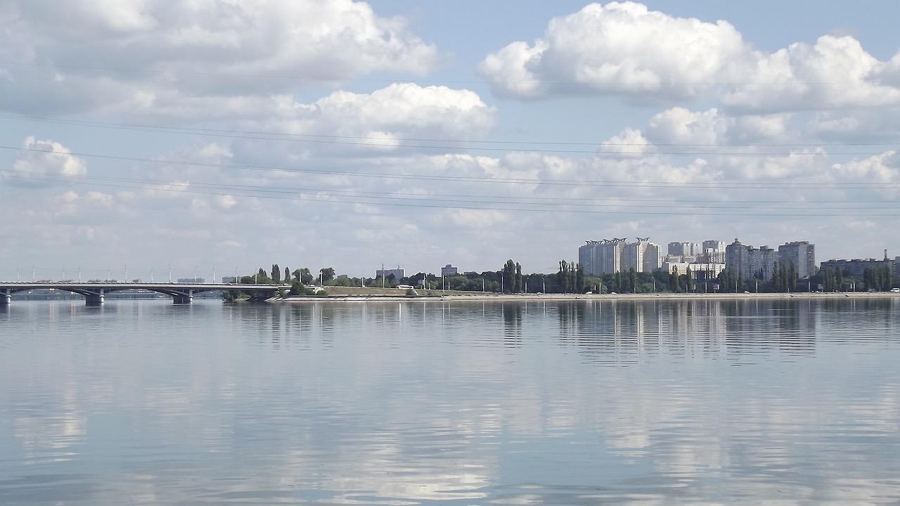 Путешествие с самокатом: юг России, Воронеж