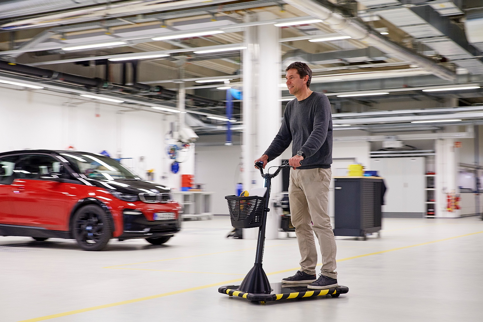BMW Personal Mover