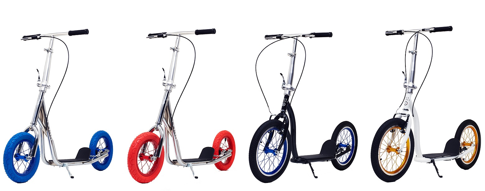 Самокат среды №132. OSS Bikes