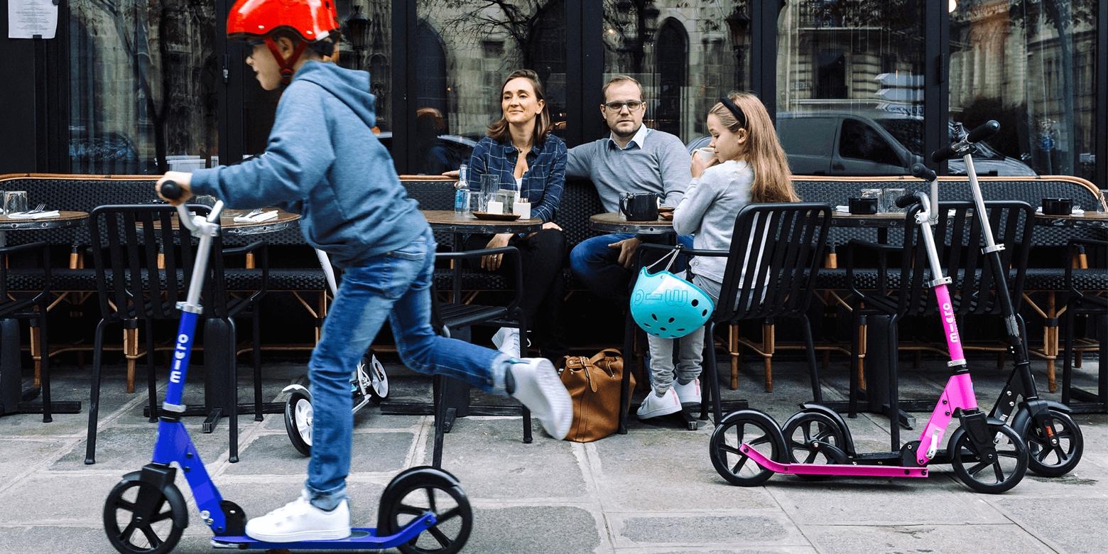 Новинки-2018: Micro Cruiser