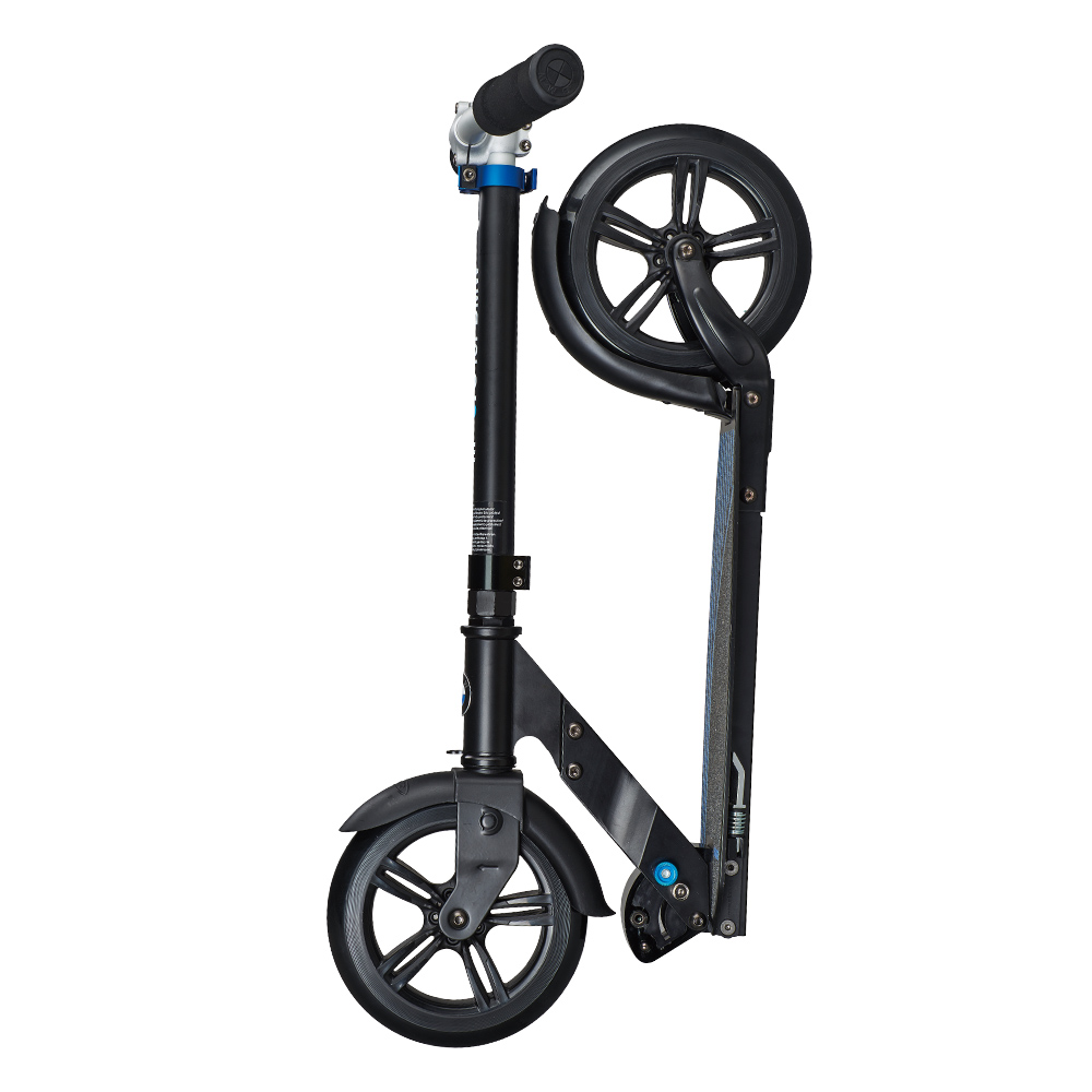 Micro BMW City Scooter Black
