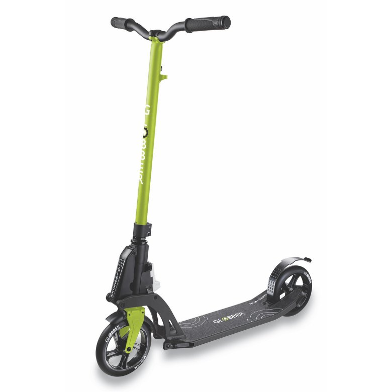 Globber One K 180  Lime Green