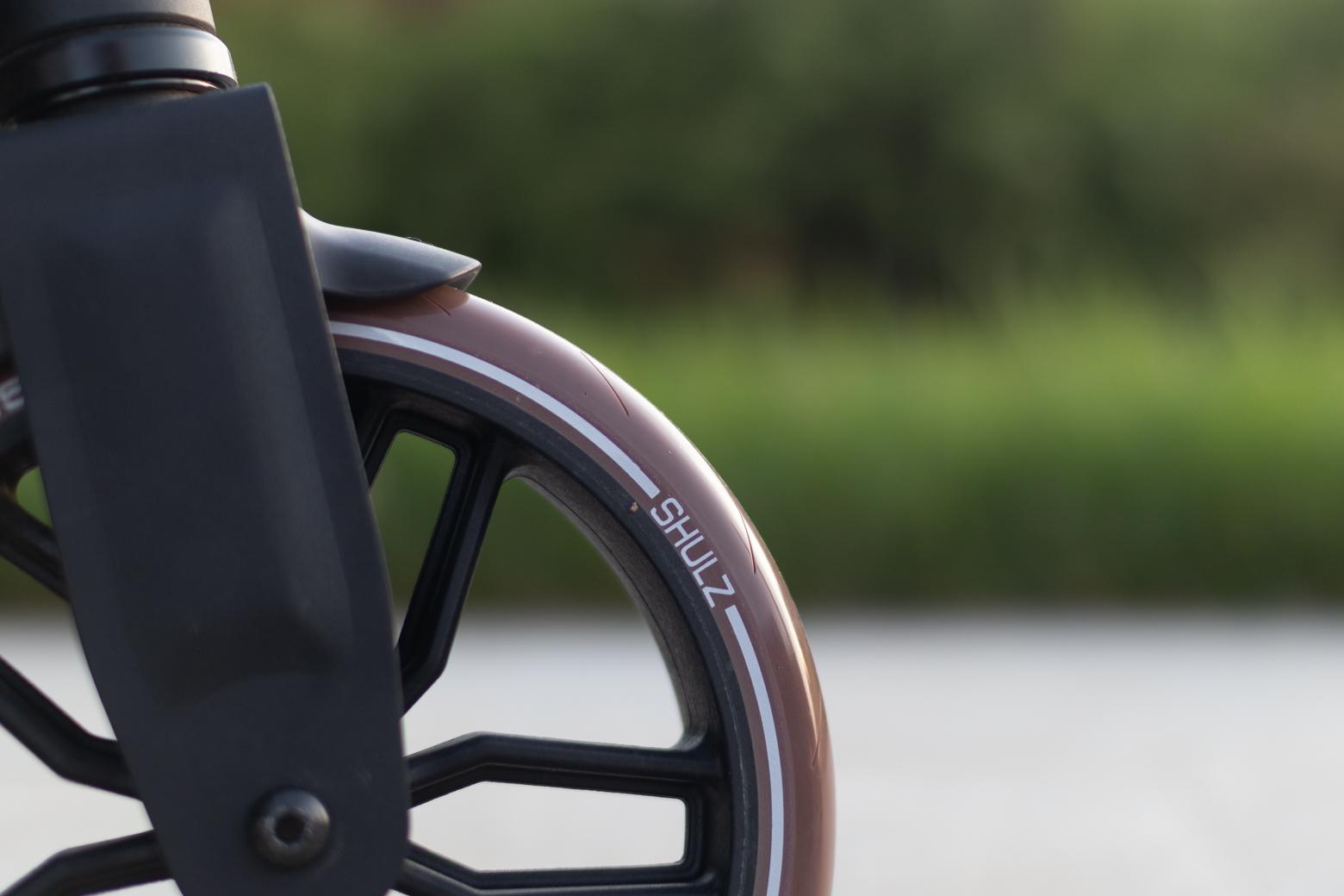Полиуретановое колесо