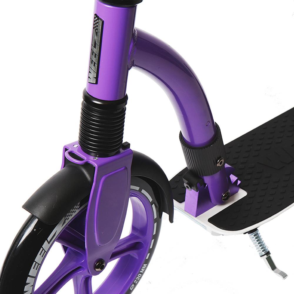 Weelz Rock violet