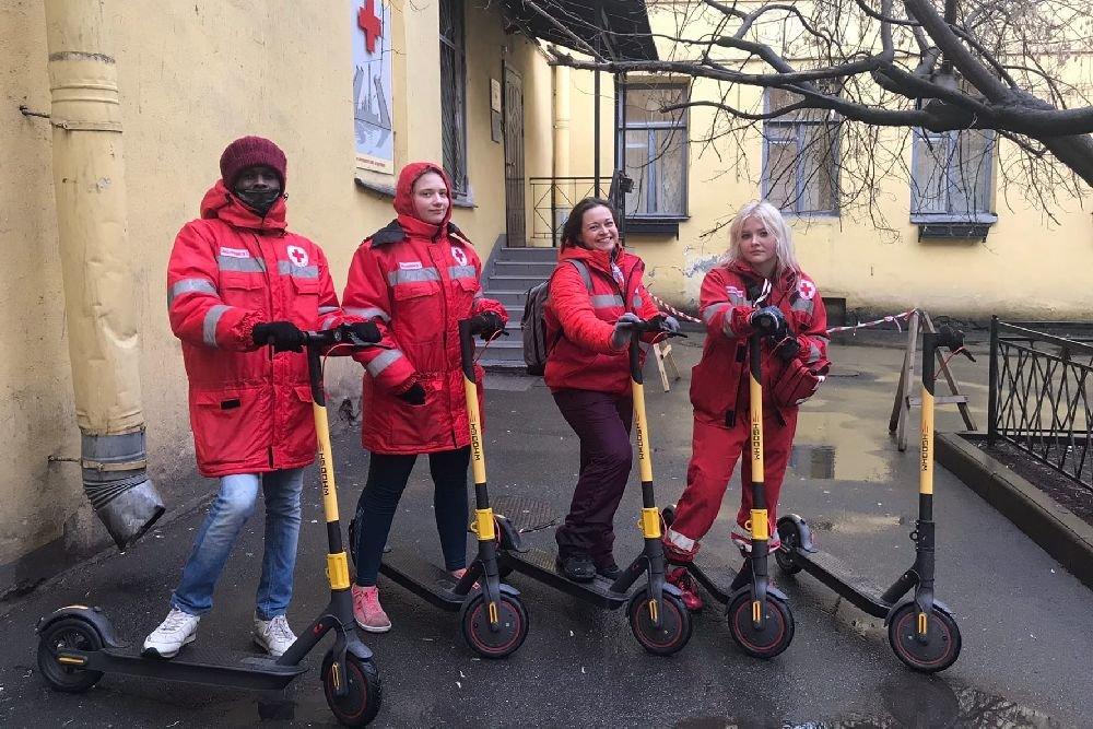 Whoosh Санкт-Петербург
