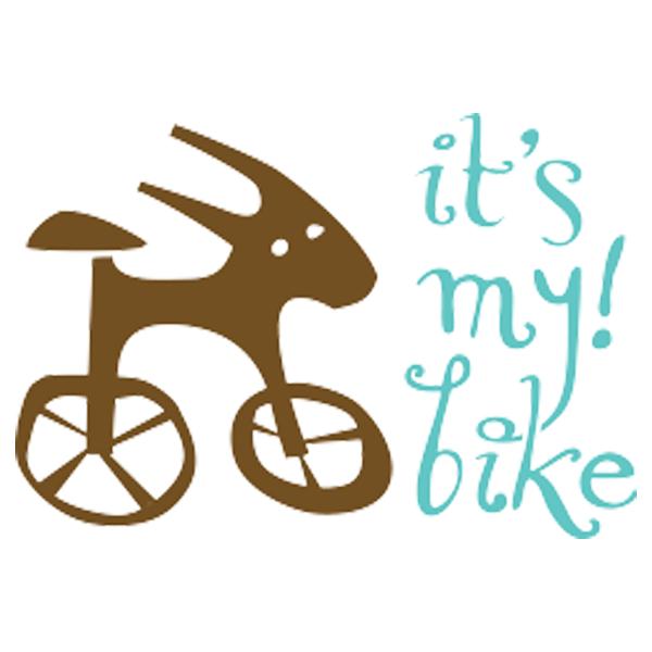 It's my bike!