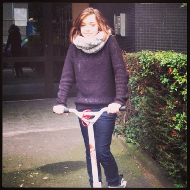 #trotinette #swaggy :p