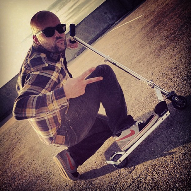#nashville #boss #turbopistola #razorscooter #pimpin