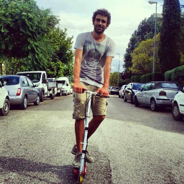 #scooter #monopattino @kiubs