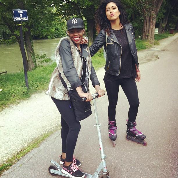 #Roller #Sport #Catalinda #Smile #Trotinette #Love
