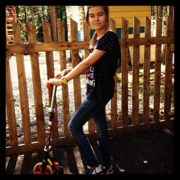 #Настюха #swag #sun #summer #summertime #forest #forever #madagaskar #вернуться #скучаю #кул #самокат #зажжем #забор #пати #это #круто #кроссы #школота #гдыня #гном #люблю ^^
