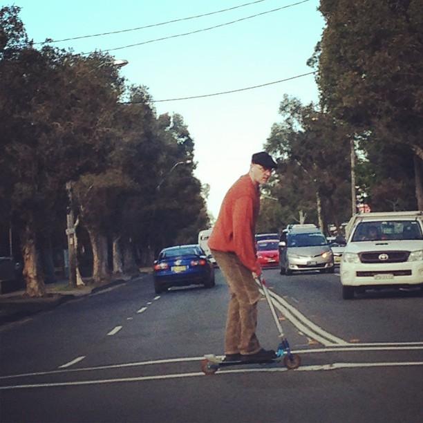 #fuckwitalert #razor #scooter #razorscooter