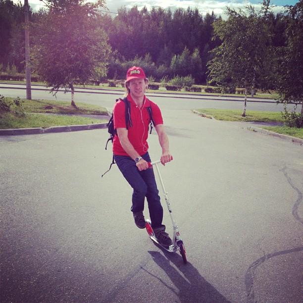 #razor #scooter #самокат