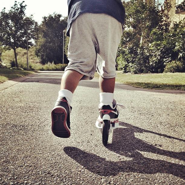#run_for_shelta @run_for_shelta #nike#kickbike