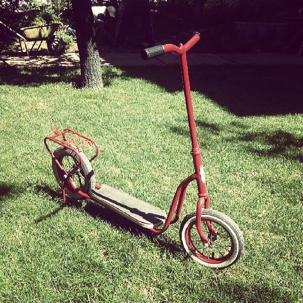 40's Footbike