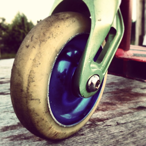 @christiantorjus3n #kickbike #scooter #ramp #miniramp #risor #skate