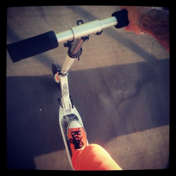 #самокат #scooter #instagood
