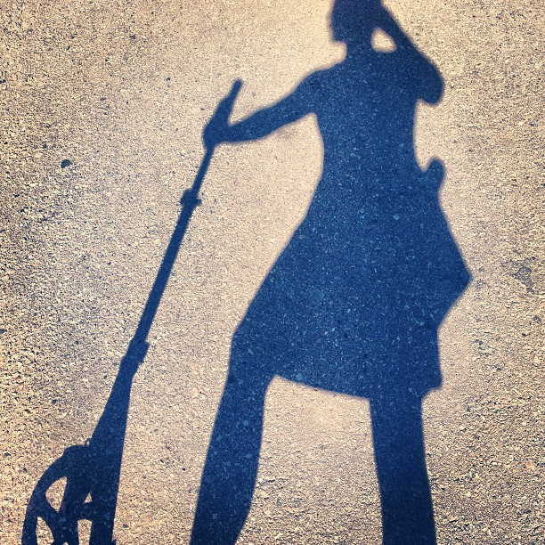 А вы ездите на #самокат'е на работу, учебу? И сколько это по времени занимает? #самокат