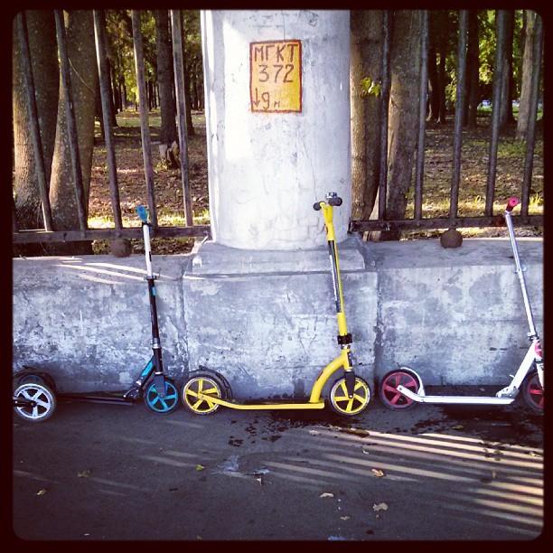 #scooter #letskick #самокат
