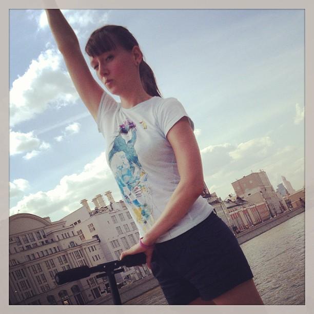 Суперменша @kseniacherezova #BeeTurKultur
