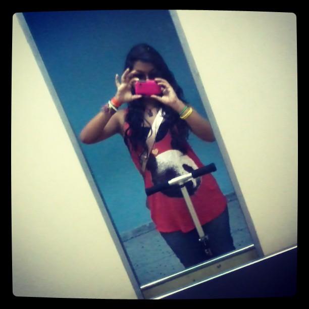 "me gritaron ""niña del monopatin"" #patinete #me #girly #monopatin #barquisimeto #Lara #"