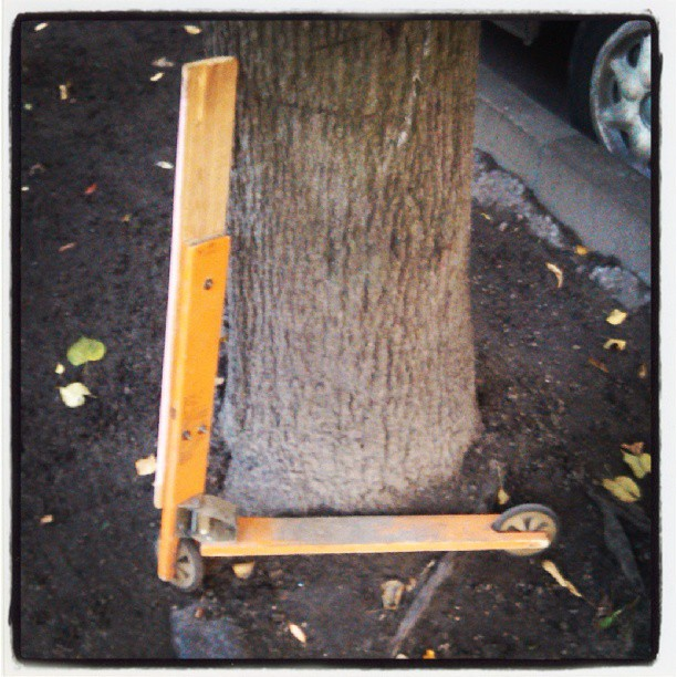 #DIY #самокат для #буратино #креатиф #сделайсам #несмогпройтимимо