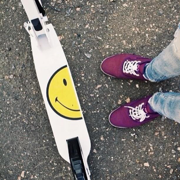 #друг #самокат #smile #sport