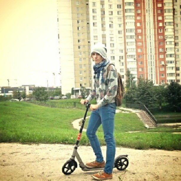 Forever young. I want to be forever young. #me #look #boy #kickscooter #scooter #самокат