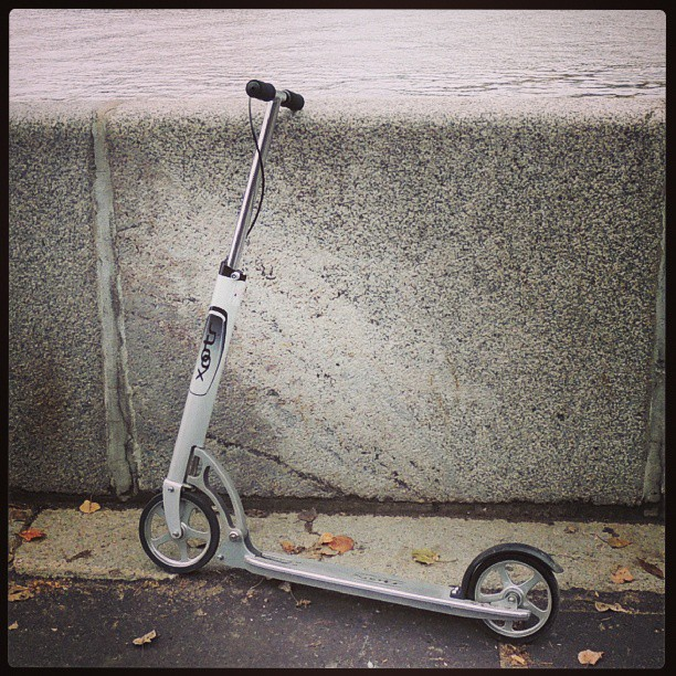 My Vehicle ,) #xootr #kickscooter