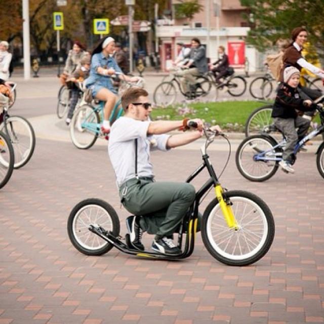 #ретрозаезд #велопрогулка #самокат #краснодар #yedoo #yedoo23