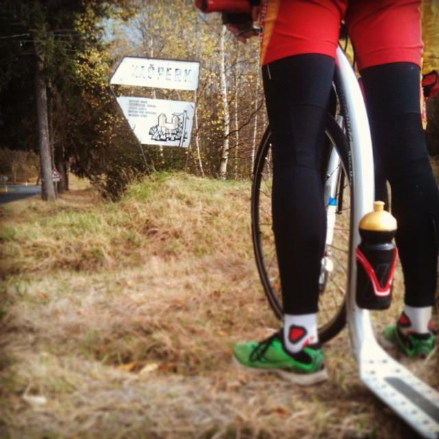 #sasovaparta #kickbike #sumava #scooter #footbike #hradkasperk