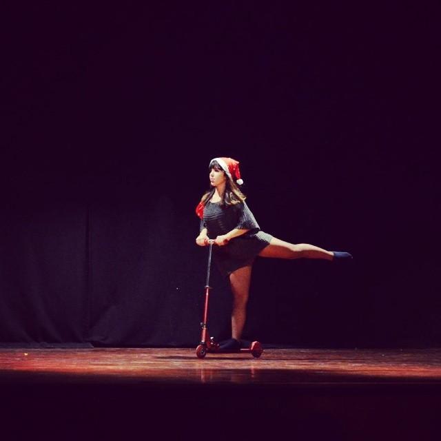 #nataleindanza#me#monopattino#babbanatala#allIwantforchristmasisyou#dance#passio#life