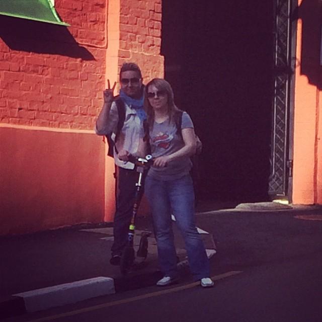 #ходилкибродилки #moscow #quest #приключения #1мая #городскиеквесты #letskick #letskickmoscow