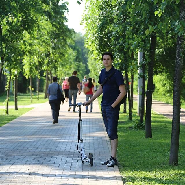 Стану моделью самокатов #letskick #letskickmoscow #сокольники #москва #самокат