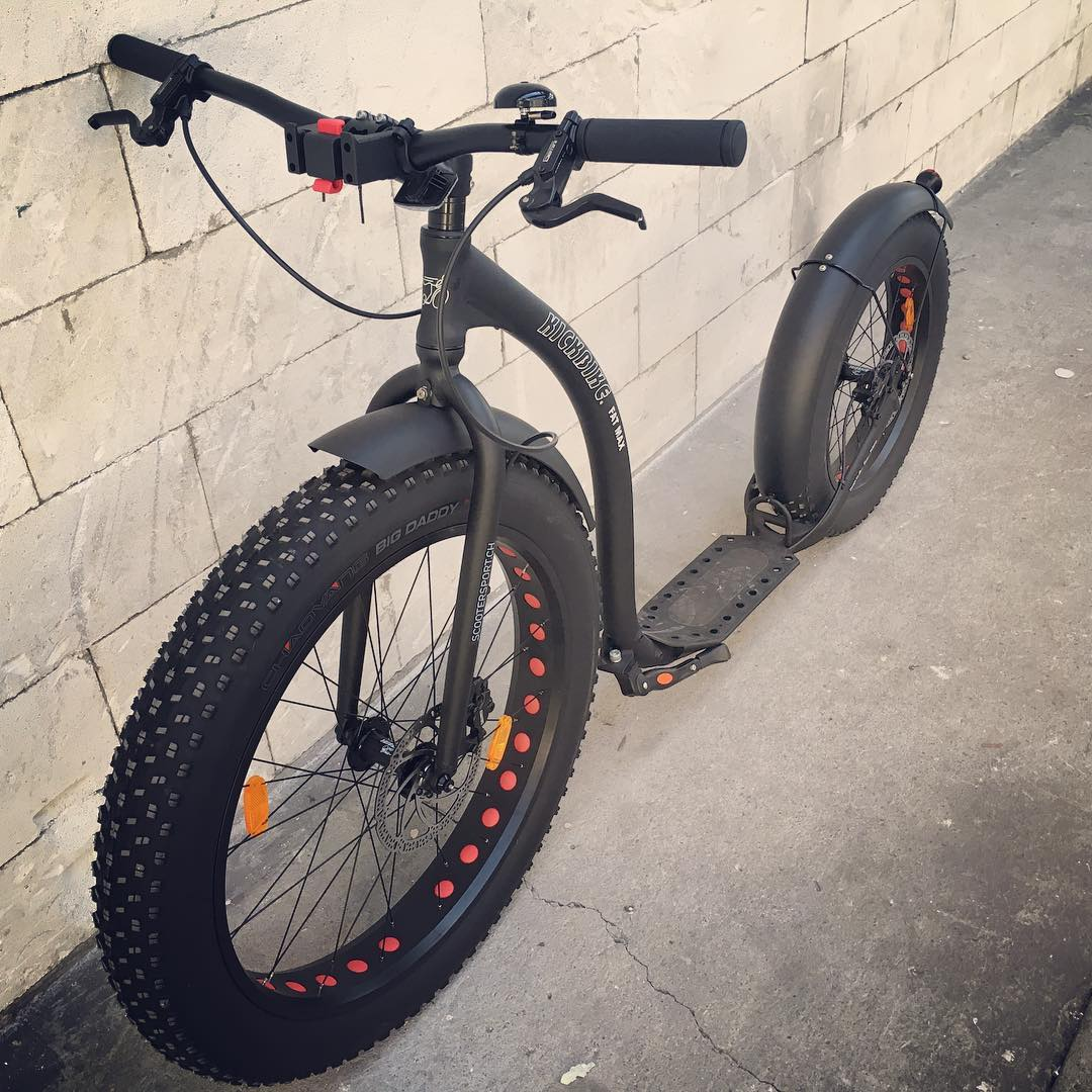 Автор фото: scootersport